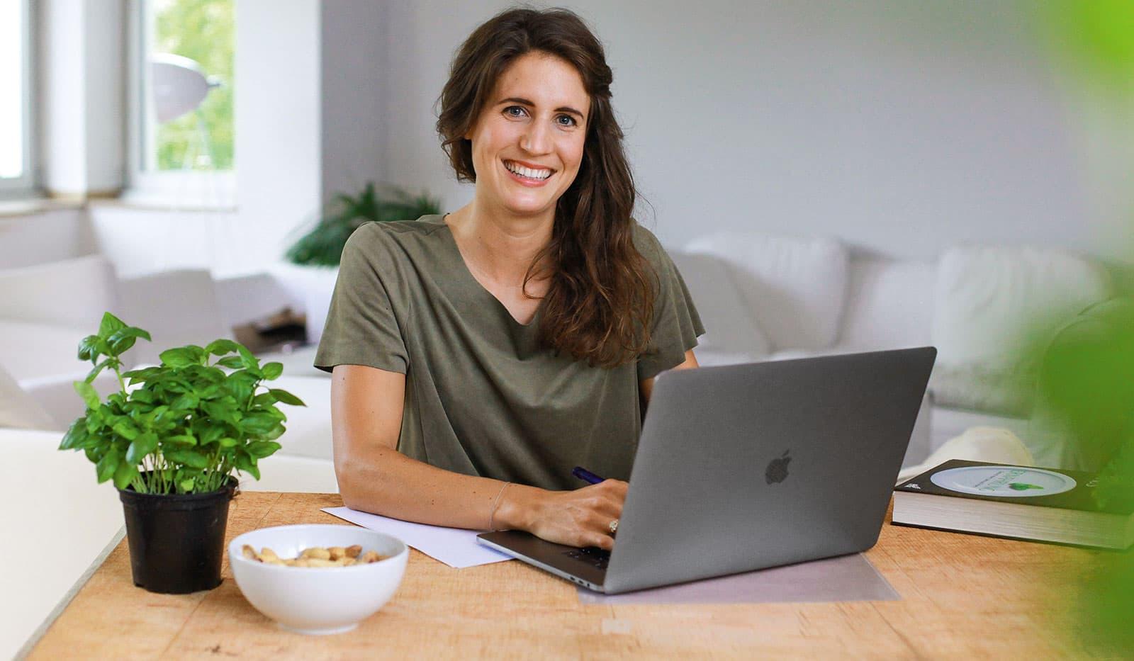 Ernährungsexpertin Lena Kadlec