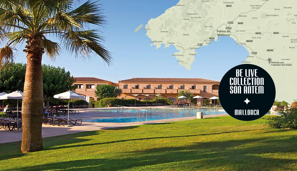 BLC son amar piscina 1 - Be Live Collection Son Antem - Mallorca