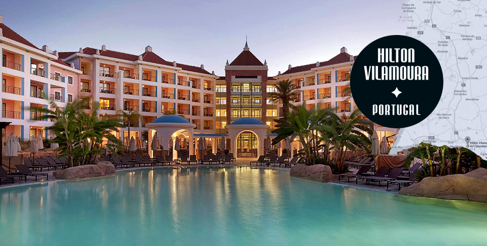 Hilton Vilamoura 97644 HR - Hilton Vilamoura As Cascatas - Portugal