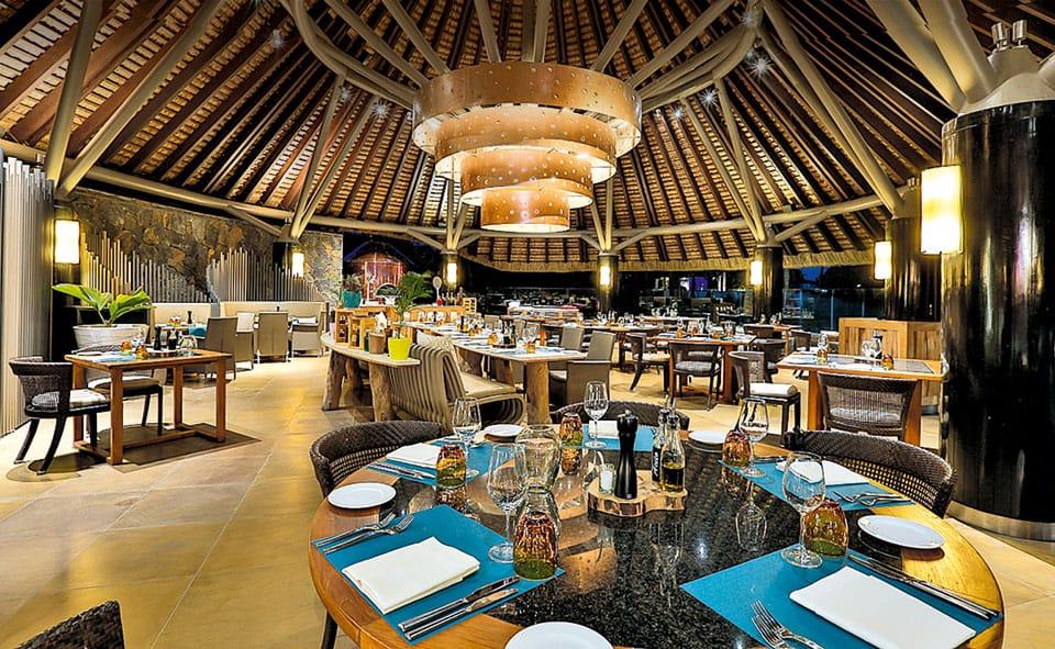 Il Forno Restaurant - Anahita Golf & Spa Mauritius