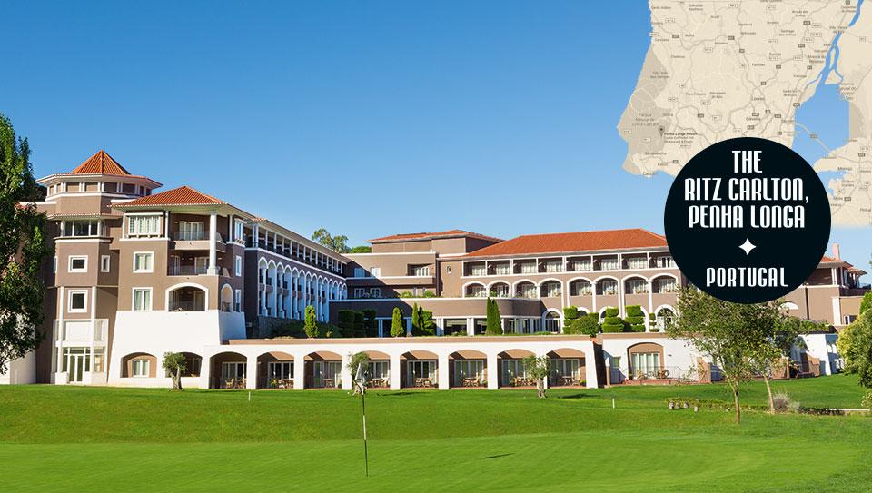 PenhaLongaFachada 8 - The Ritz Carlton, PenHa Longa - Portugal