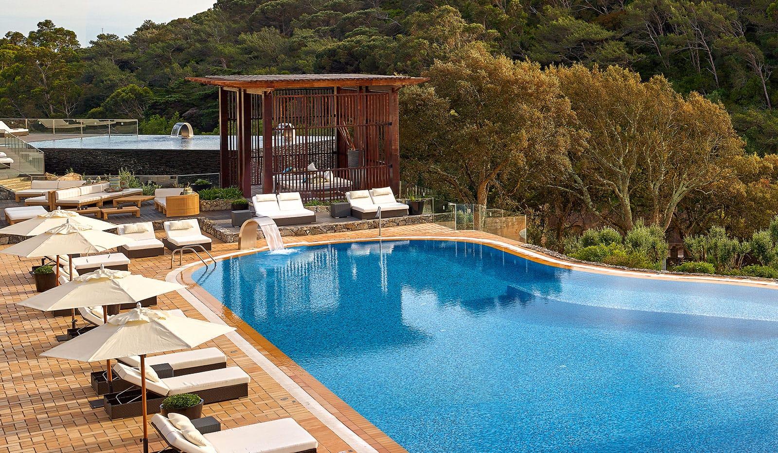 Pools Panoramic View - The Ritz Carlton, PenHa Longa - Portugal
