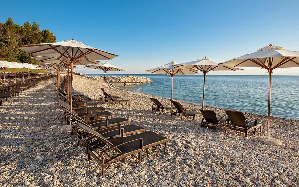 Strand Kempinski Hotel Kroatien