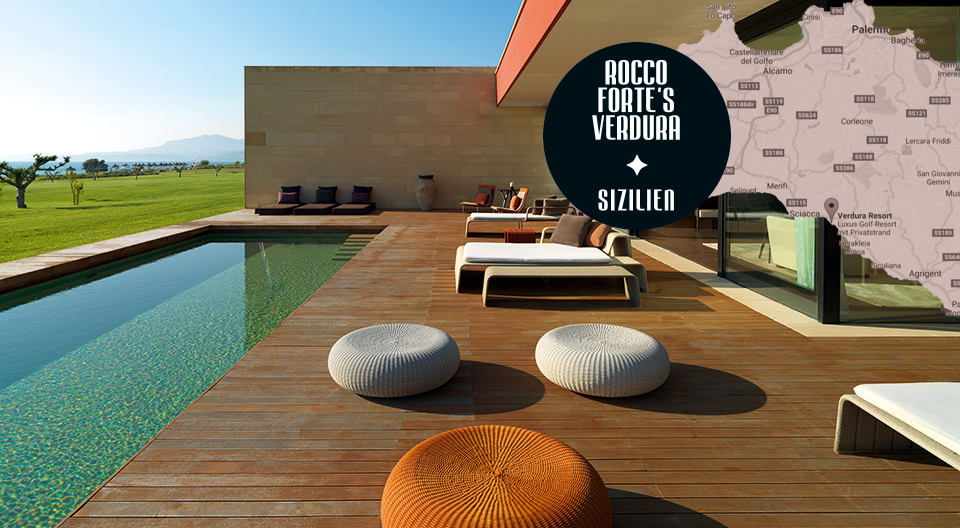 Verdura Golf Resort Presidential Suite Private Terrace and Pool - Rocco  Forte's Verdura - Sizilien