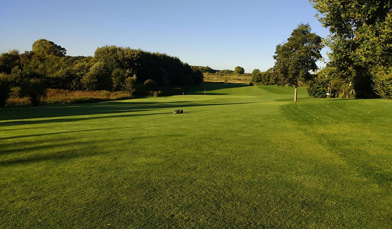 Mähroboter Golfclub Stenerberg