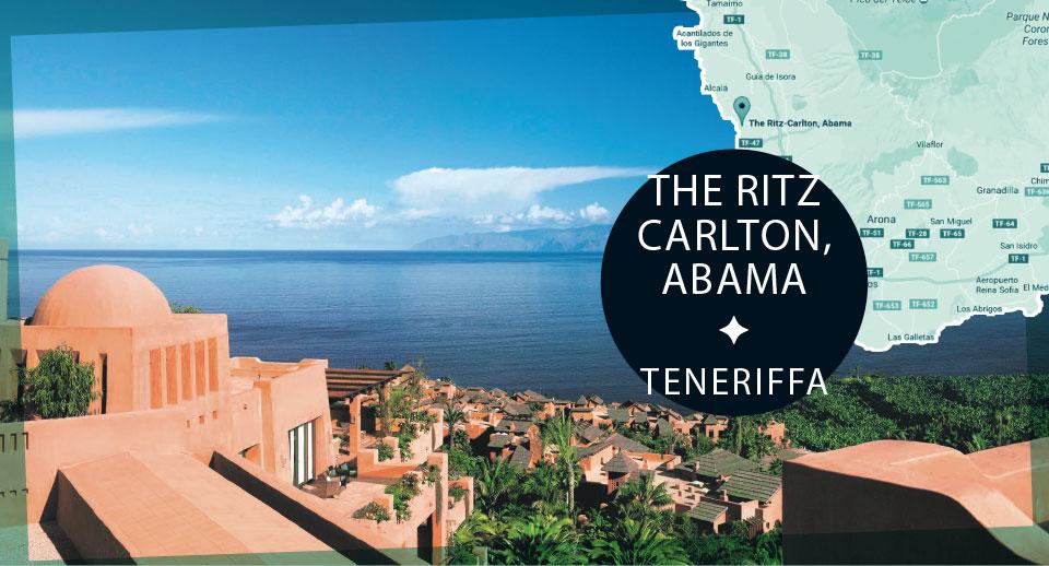 Ritz Carton Abama Teneriffa
