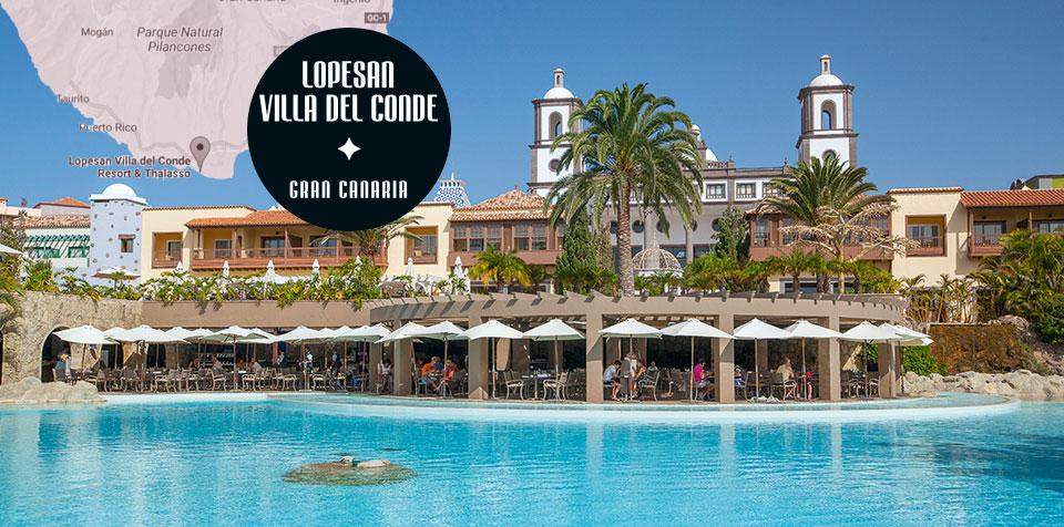 villa del conde featured - Lopesan Villa del Conde - Teneriffa
