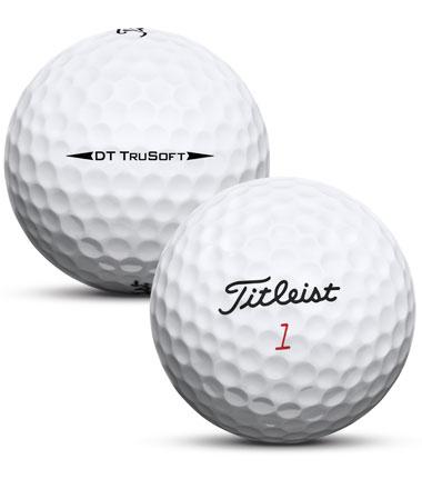 TITLES Golfball DT TruSoft