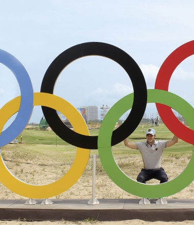 Martin Kaymer bei Olympia 2016