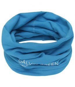 GALVIN GREEN Schal blau