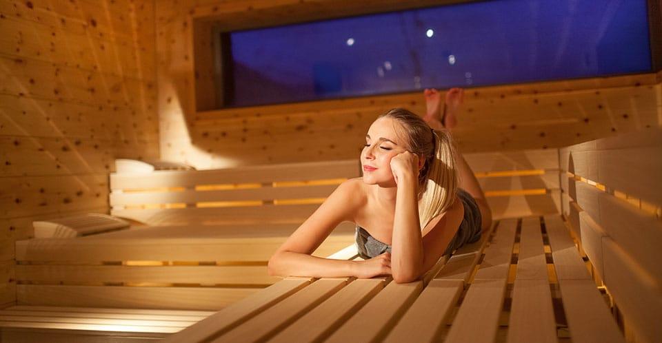 Dolomitengolf Resort Sauna
