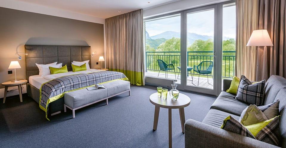 Dolomitengolf Resort Hotelzimmer