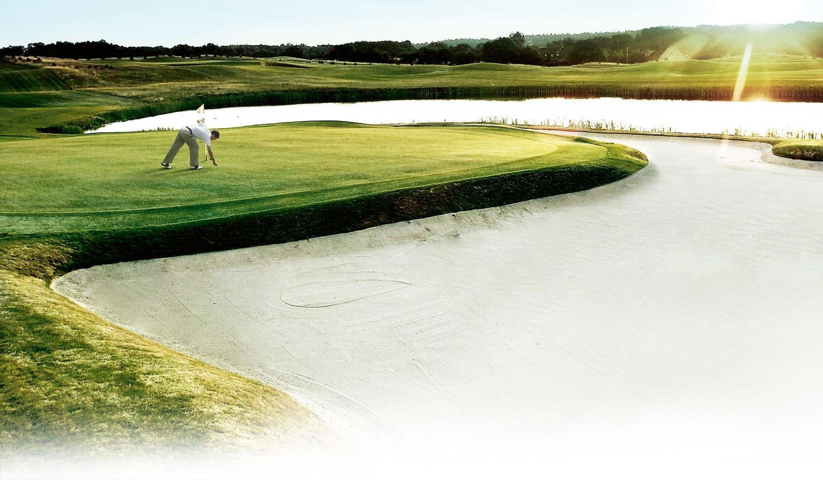 A-Rosa Golfplatz