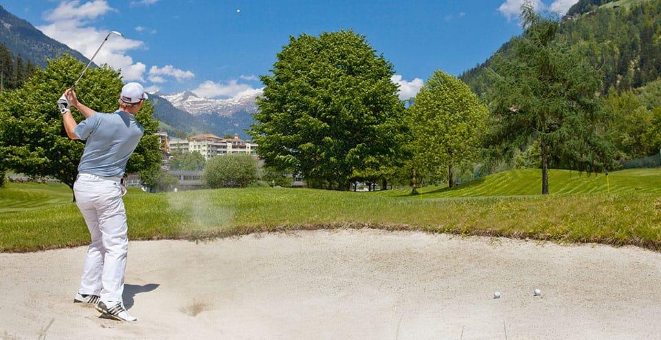 Golfplatz Quellenhof 1 - Wellness Paradies - Quellenhof Resort