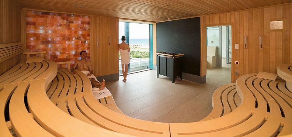 Sauna Hotel Neptun Warnemünde
