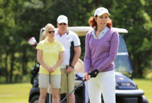 Monica Lierhaus Charity Golf Club