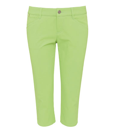 alberto caprihose grün