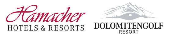 Logo Hamacher und Dolomitengolf