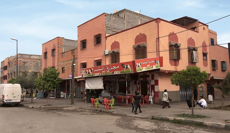 marrakesch 1 - Hinnerk auf Tour - Abenteuer Marrakesch