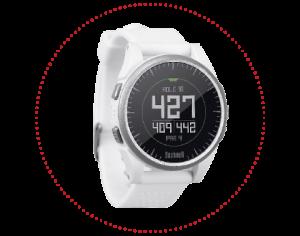 Bushnell-GPS-UHR_EXCEL weiss