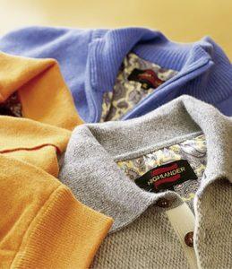 Cashmere Pullover in 3 Farben