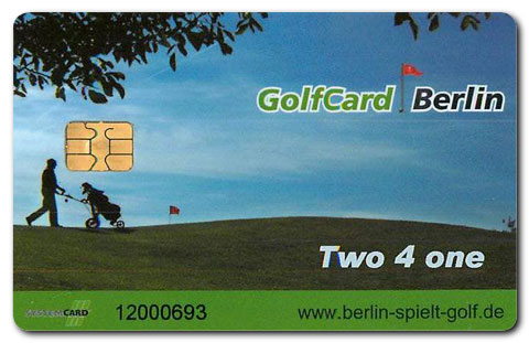 Golf-Card-Berlin