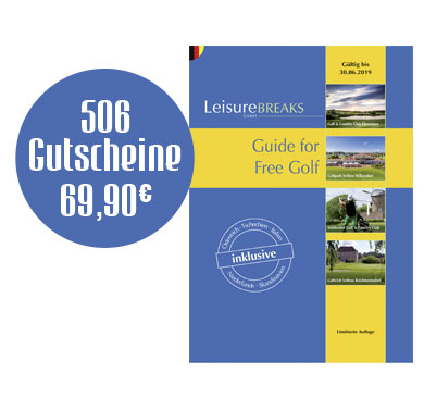Buchcover Guide-for-free-Golf