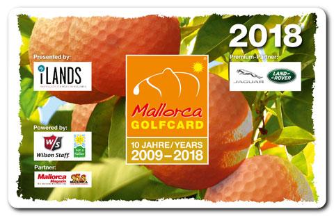 Mallorca-Golf-Card