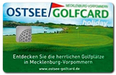 Ostsee-Golf-Card