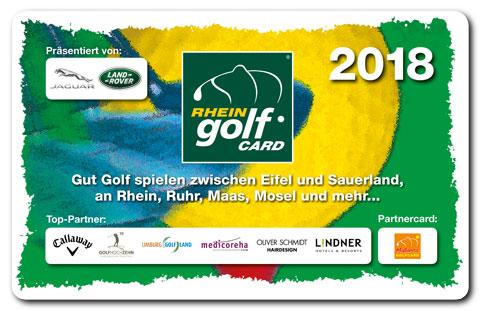 Rhein-Golf-Card