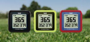 3 Farbvarianten Bushnell GPS MesserPhantom