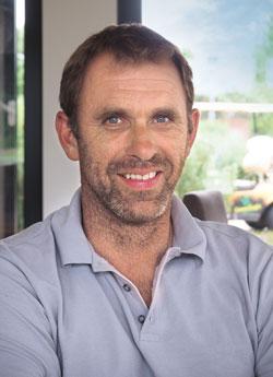 Michael Blesch greenkeeper - Der Mann fürs Grüne bei Green Eagle Golf
