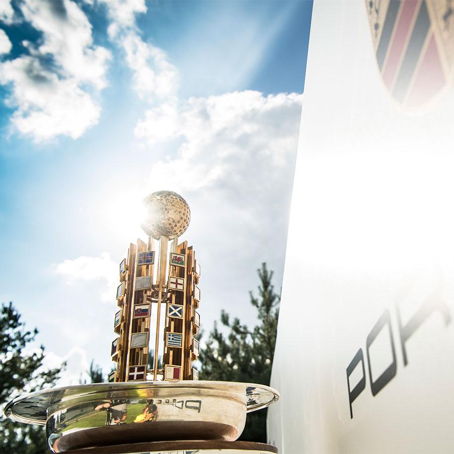 PEO Pokal - Die Porsche European Open bei Hamburg