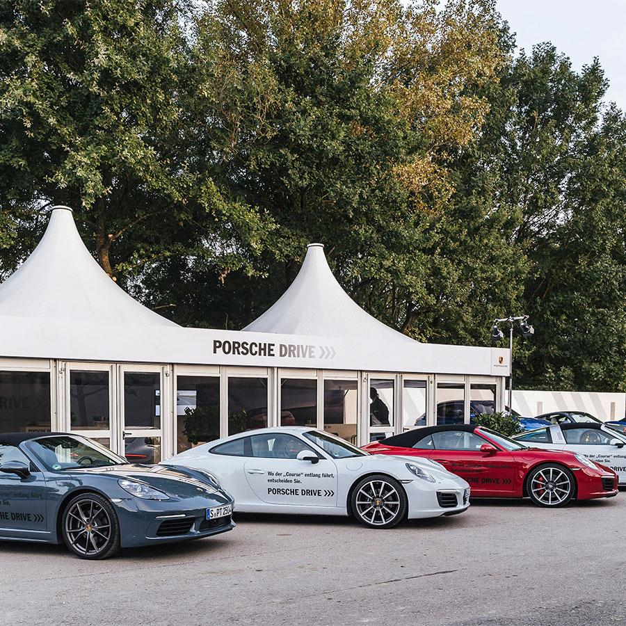 Porsche European Open Porsche Drive
