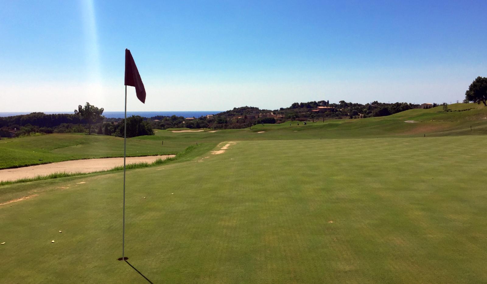 Pula Golf 2 GolfnStyle Mallorca Golf Spielen - GOLF'n'STYLE - Silas Wagner bei Pula Golf - Mallorca