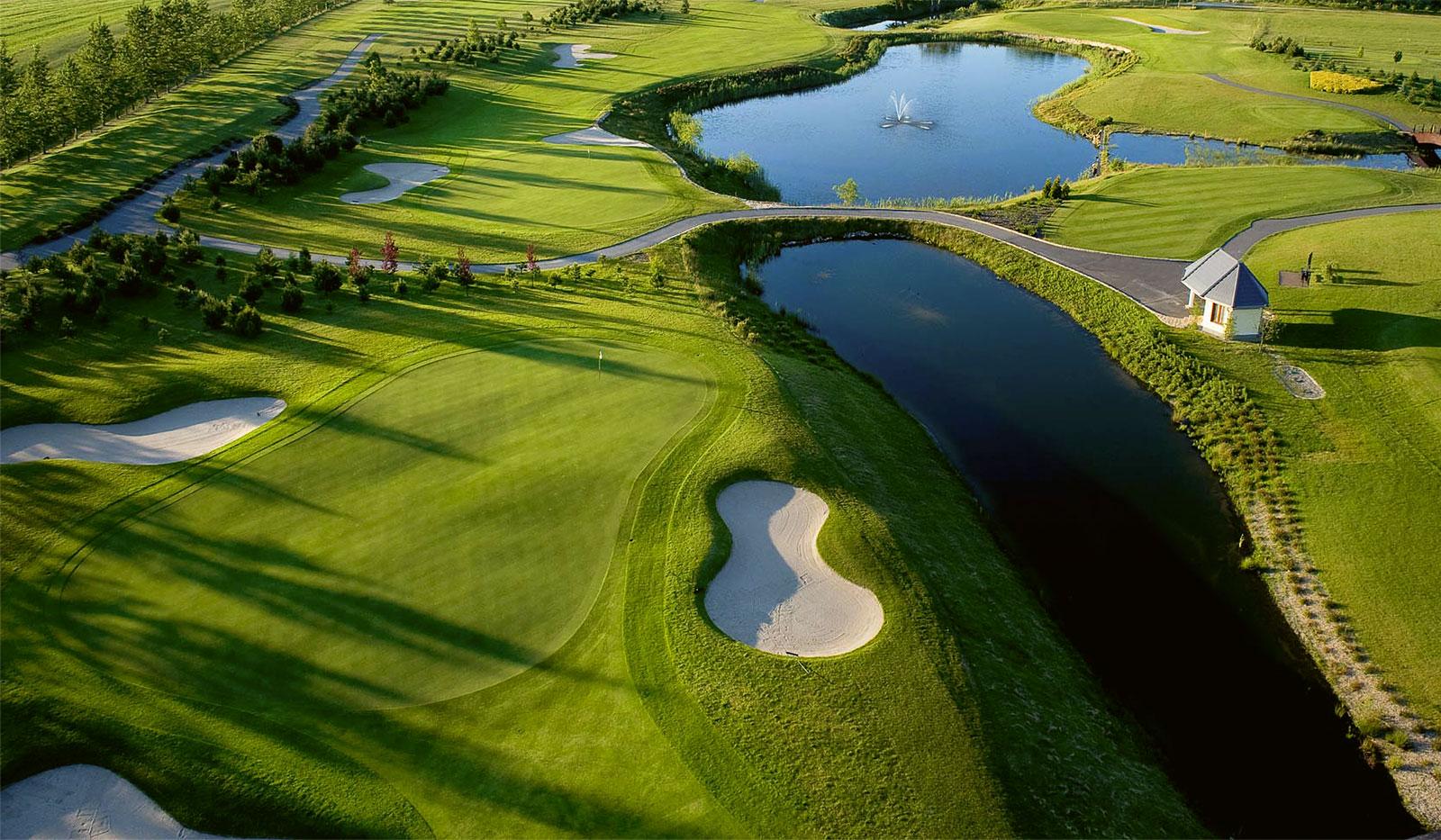 golfplatz polen - Hinnerk auf Tour - Ab nach Polen!