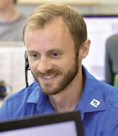 Alexander Wittmund Hotline Mitarbeiter