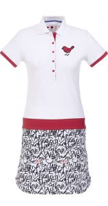 Girls-Golf-Polokleid