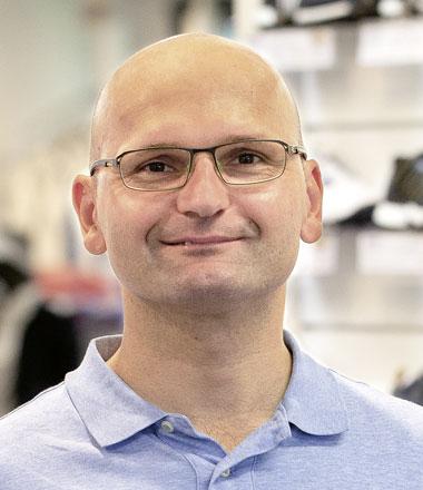 Martin Reinke Shopleiter