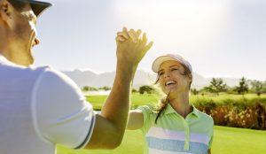 Golferbild