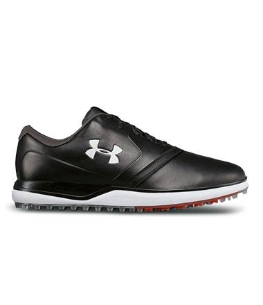 Under Amour sportlicher Sneaker schwarz