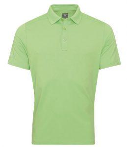 CALLAWAY Poloshirt hellgrün