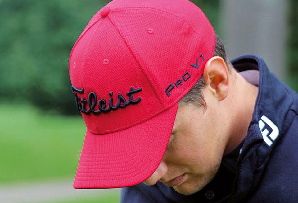 Titleist Golfspieler