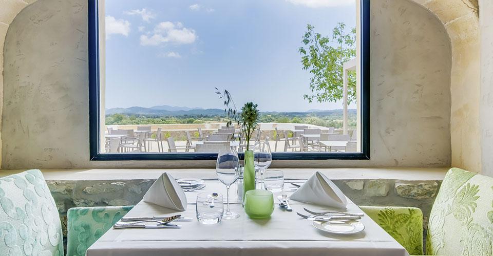 Carrossa Fine-Dining-Restaurant