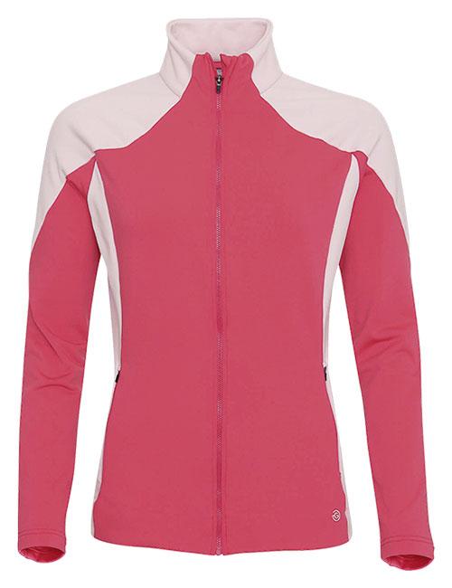 GalvinGreen Jacke Pink - Schöne Farbspiele