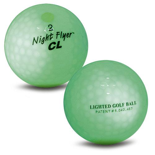 "Masters Golfball ""Night Flyer"""