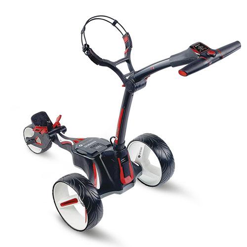 Motorcaddy Elektrotrolley - ESSENTIALS WE LIKE 4/2018