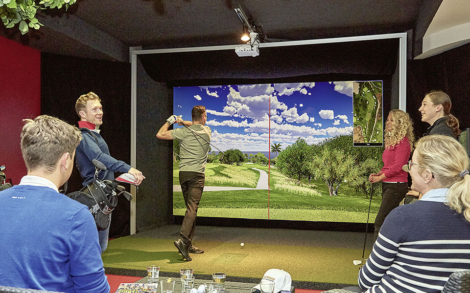 Quellness Indoor-Golf