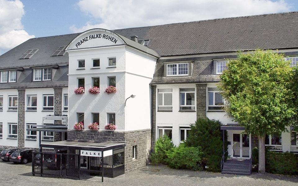 Falke Haus Haupteingang