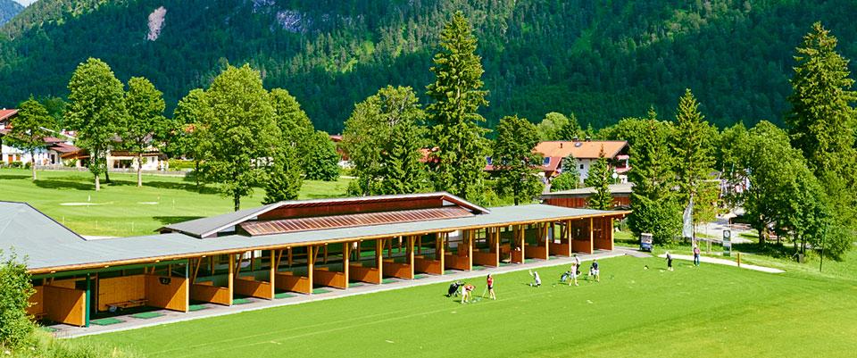 Golfanlage GLC Achensee